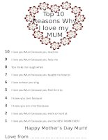 52238 top 10 reasons why i love my mom