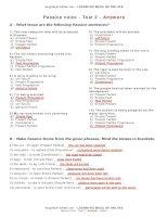 test passive2 en answers