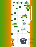 50530 crossword animals 1