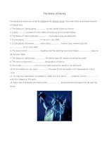32676 the statue of liberty