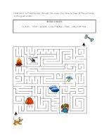 10582 help pluto find a way through the maze