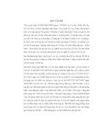 ĐỀ tài một số GIẢI PHÁP để NÂNG CAO CHẤT LƯỢNG HOẠT ĐỘNG của KHOA dược BỆNH VIỆN QUẬN 3   TP hồ CHÍ MINH