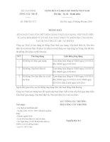 Thông báo 5480/TB-TCT năm 2016 Kế hoạch tạm dừng Hệ thống Khai thuế qua mạng