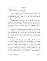 ĐỀ tài đo LƯỜNG mức độ hài LÒNG của KHÁCH HÀNG đối với DỊCH vụ TIỀN gửi TIẾT KIỆM của NGÂN HÀNG á CHÂU PHÒNG GIAO DỊCH vạn HẠNH
