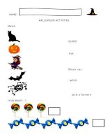 10960 halloween for little kids