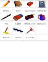 24938 school objects