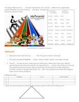 44261 my food pyramid