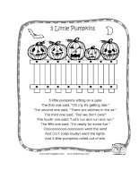 12420 5 little pumpkins