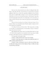 ĐỀ án THỰC TRẠNG QUẢN lý, sử DỤNG vốn lưu ĐỘNG và các BIỆN PHÁP QUẢN lý vốn lưu ĐỘNG tại CÔNG TY cổ PHẦN xây DỰNG và KHAI THÁC mỏ VIỆT NAM