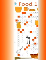 50384 crossword food 1 key