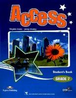 Access grade 7b student book