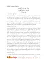 Soạn bài lớp 11: Tình yêu và thù hận