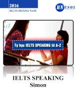 ielts SPEAKING simon full