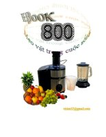 800 mẹo vặt TRONG CUỘC SỐNG HÀNG NGÀY