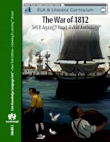 The war of 1812   EngageNY