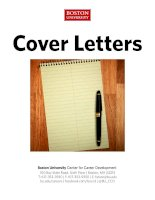 Cover letter guide2013