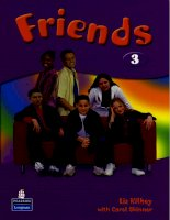 Friends 3 students book