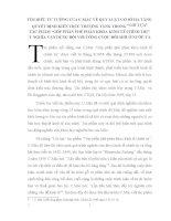 """TIỂU LUẬN TRIẾT - TƯ TƯỞNG CỦA C.MÁC VỀ CƠ SỞ HẠ TẦNG - KIẾN TRÚC THƯỢNG TẦNG TRONG   TP """"GÓP PHẦN PHÊ PHÁN KHOA KINH TẾ CHÍNH TRỊ"""". Ý NGHĨA CÔNG CUỘC  ĐỔI MỚI Ở NƯỚC TA"""