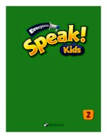 Everyone speak kids 2 SB keys