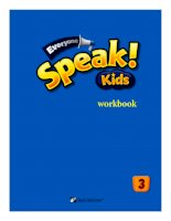 Everyone speak kids 3 WB keys