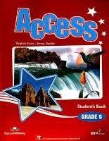 Access grade 9b student book