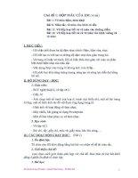HOT giáo án mĩ thuật 2  chủ đề 1
