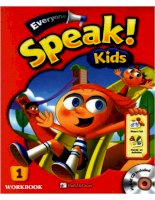 Everyone speak kids 1 WB