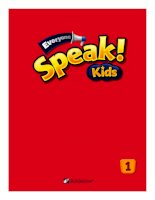 Everyone speak kids 1 SB keys