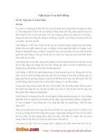 Văn mẫu lớp 12: Nghị luận về sự lười biếng