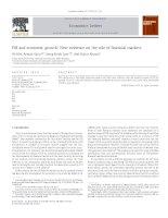 Economics letters volume 107 issue 2 2010 doi 10 1016%2fj econlet 2010 01 027 w n w  azman saini; siong hook law; abd halim ahmad    FDI and economic growth  new evidence on the role of financial ma