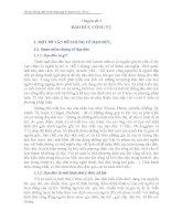 Tài liệu hướng dẫn ôn thi nâng ngạch chuyên viên, cán sự  môn kiến thức chung (chuyên đề 3)