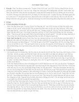 Lời bình tấm cám  Bài tập hóa học 10 chương I