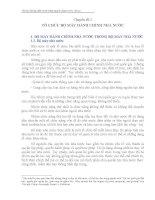 Tài liệu hướng dẫn ôn thi nâng ngạch chuyên viên, cán sự  môn kiến thức chung (chuyên đề 2)