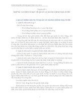 Tài liệu hướng dẫn ôn thi nâng ngạch chuyên viên, cán sự  môn kiến thức chung (chuyên đề 4)