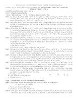 Vật Lý 10: chuyển động đều