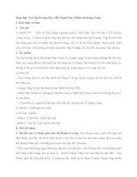 Soạn bài lớp 10: Tại Lầu Hoàng Hạc Tiễn Mạnh Hạo Nhiên đi Quảng Lăng