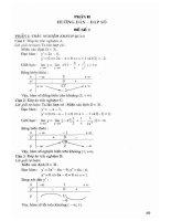 40 đề kiểm tra trắc nghiệm Toán 12 Phần 2