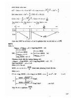 Thử sức qua hơn 500 bài toán 12 (tái bản lần thứ hai) phần 2