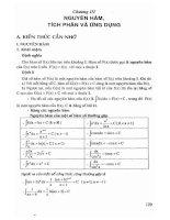 (Sách miễn phí) 595 bài tập giải tích 12 trắc nghiệm ĐHQG: Phần 2 (các bạn vào trang của tớ xem thêm )