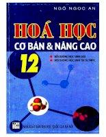 Hóa học cơ bản và nâng cao lớp 12 phần 1