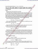 Chuyên đề bồi dưỡng học sinh giỏi hóa học 12 (tập 2 vô cơ) phần 2