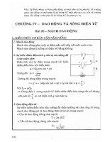 Học tốt vật lí 12 (chương trình chuẩn) phần 2