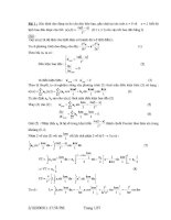 toán cho vật lý