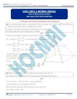 Bài tập tính góc giữa hai mặt phẳng có đáp án thầy lê bá trần phương