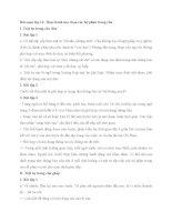Soạn bài lớp 11: Thực hành lựa chọn các bộ phận trong câu