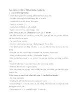 Soạn bài lớp 11: Một số thể loại văn học truyện, thơ