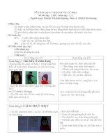 giáo án mỹ thuật theo phương pháp đan mạch lớp 5 (định hướng năng lực học sinh)