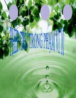Bài giảng Toán 1 chương 2 bài 16: Phép trừ trong phạm vi 10