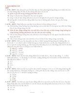 tổng hợp đề thi tốt nghiệp môn lý có đáp án