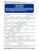 Bai 14  bai tap ly thuyet cacbohidrat  PDF